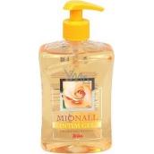 Mika Mionall Natur intimní gel s dávkovačem 500 ml