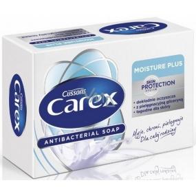 Carex Moisture Plus antibakteriální tuhé mýdlo s mléčnými proteiny 100 g