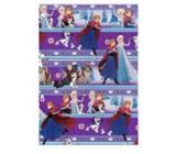 Ditipo Disney Vánoční balicí papír pro děti 2 m x 70 cm fialový Ledové království