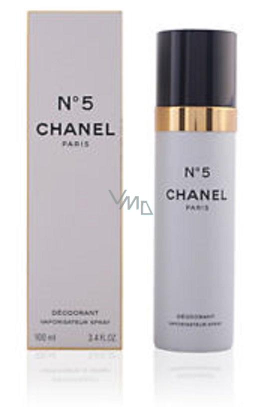 0a502d04be Chanel No.5 deodorant sprej pro ženy 100 ml - VMD drogerie