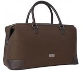 Hugo Boss Boss The Scent cestovní taška velká hnědá 510 x 280 x 210 mm
