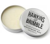 Hawkins & Brimble vosk na vousy pro muže s jemnou vůní elemi a ženšenu 50 ml