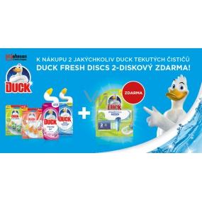 DÁREK Duck Fresh Discs čistič WC 11,5 ml