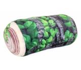 Albi Relaxační polštář Pařez 43 x 15 cm