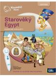 Albi Kúzelné čítanie interaktívne čarovný dvojlist Staroveký Egypt