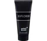 Montblanc Explorer sprchový gel pro muže 100 ml