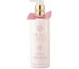 Grace Cole Peony & Pink Orchid jemné mléko na ruce dávkovač 300 ml