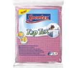 Spontex Top Tex víceúčelová houbová utěrka 3 kusy