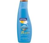 Nivea Sun Protect & Bronze OF20 intenzivní mléko na opalování 200 ml