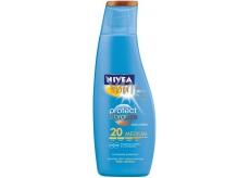 Nivea Sun Protect & Bronze OF20+ intenzivní mléko na opalování 200 ml