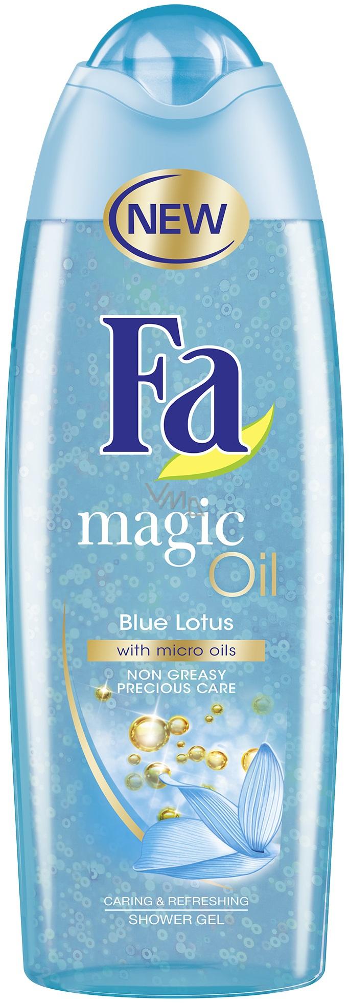 Fa Magic Oil Blue Lotus sprchový gel 250 ml