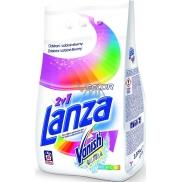 Lanza Vanish Ultra 2v1 Color prací prášek s odstraňovačem skvrn na barevné prádlo 15 dávek 1,125 g