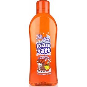 Kids Zone Tropical Tutti Fruitti pěna do koupele pro děti 1 l