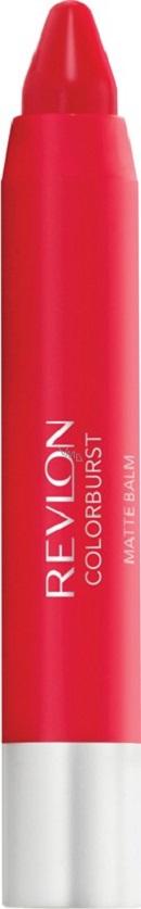 Revlon Colorburst Matte Balm rtěnka v pastelce 240 Striking 2,7 g