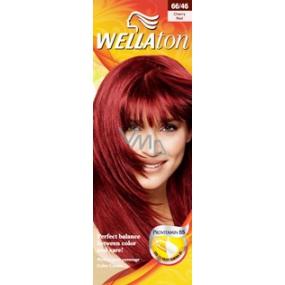Wella Wellaton krémová barva na vlasy 66-46 červená třešeň - VMD ... dfe265524aa