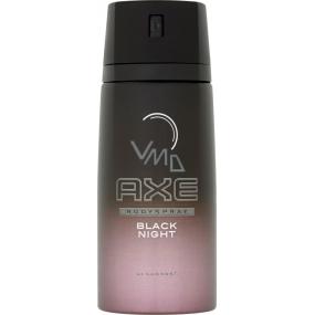 Axe Black Night deodorant sprej pro muže 150 ml