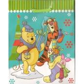 Albi Dárková papírová malá taška 13,5 x 11 x 6 cm Vánoční TS 4 84350