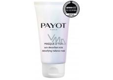 Payot Les Démaquillantes Masque d Tox detoxikační péče o pleť s rozjasňujícími účinky 50 ml