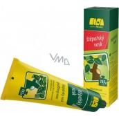 Moudrý Štěpařský vosk s přídavkem včelího vosku, určen k roubování a ošetření ran po řezu a oděrech v sadařství tuba 135 g