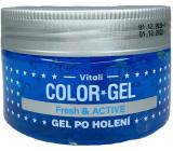 Vitali Color Gel Fresh & Active gel po holení 190 ml