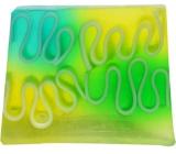 Bomb Cosmetics Svěží vánek - The Refresher Přírodní glycerinové mýdlo 100 g