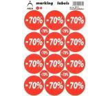 Arch Slevové etikety -70% 257-R