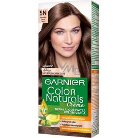 Garnier Color Naturals Créme barva na vlasy 5N Nude středně hnědá