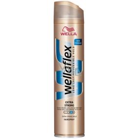 Wella Wellaflex Style&Repair silné zpevnění pěnové tužidlo 200 ml