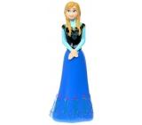 Disney Frozen Anna 3D koupelový a sprchový gel pro děti 250 ml
