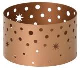 Yankee Candle Magical Christmas kovové stínítko na střední, nebo velkou svíčku Classic