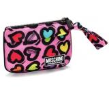 Moschino Heart & Love etue pro ženy 20 x 15 x 1,5 cm
