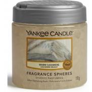 Yankee Candle Warm Cashmere - Hřejivý kašmír Spheres voňavé perly neutralizují pachy a osvěžit malé prostory 170 g
