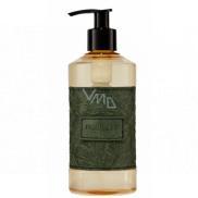 Heathcote & Ivory Suede & Amber tekuté mýdlo na ruce 300 ml