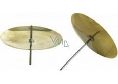 Lima Bodce na svíčky zlaté v sáčku 5 cm 4 kusy