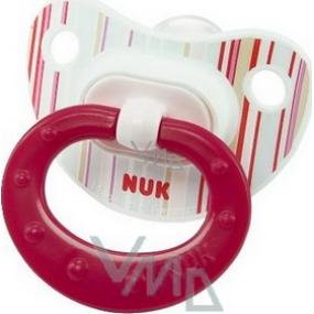 Nuk Fashion ortodontické silikonové šidítko 0-6 měsíců 1 kus