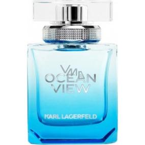 Karl Lagerfeld Ocean View parfémovaná voda Tester pro ženy 85 ml
