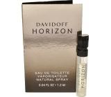 Davidoff Horizon toaletní voda pro muže 1,2 ml s rozprašovačem, Vialka