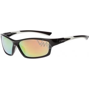 Relax Insula kategorie 3 sluneční brýle R5391A černo bílé