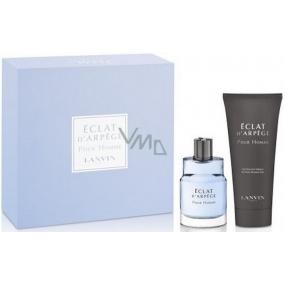 Lanvin Eclat D Arpege pour Homme toaletní voda 50 ml + sprchový gel 100 ml, dárková sada
