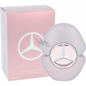 Mercedes-Benz Mercedes Benz Woman Eau de Toilette toaletní voda 60 ml