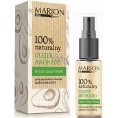 Marion Eco Avokado 100% přírodní bio olej pro vlasy, pleť a tělo, zpevnění pokožky 25 ml