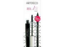 Artdeco All In One řasenka 01 Black 10 ml + Artdeco Soft voděodolná konturovací tužka na oči 10 Black 1,2 g, kosmetická sada