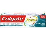 Colgate Total Interdental Clean zubní pasta pro kompletní ochranu zubů 75 ml