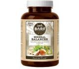 Canvit Barf Mineral Balancer Přírodní zdroj vápníku, minerálů, mikroprvků a vitamínů skupiny B.doplňkové krmivo pro psy 260 g prášek