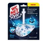 WC Net Crystal Style Blue Fresh závěs 36,5 g