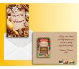Moje Bylinkové přání k Vánocům s bylinným vonným sáčkem Skořice, Dobromysl 2,5 g