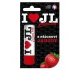 Regina I Love JL jelení lůj s příchutí jahody 2,3 g