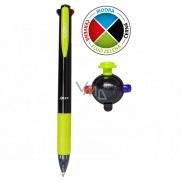 Spoko 4click kuličkové pero 4 barevné 0,5 mm