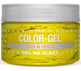 Styl Vitali Color Care & Hold Panthenol tužicí gel na vlasy 190 ml