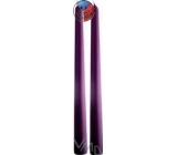 Lima Svíčka středně fialová kužel 22 x 250 mm 2 kusy